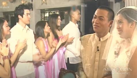 PBB Balikbahay: Celebrity Edition 2 Housemates, dumalo sa kasal ng kanilang housemate na si Ruben Image Thumbnail