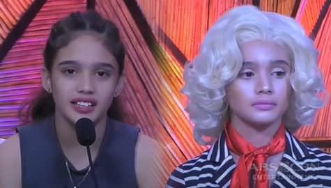 PBB Balikbahay: Criza, naging human mannequin sa kanyang unang araw sa bahay ni Kuya Image Thumbnail