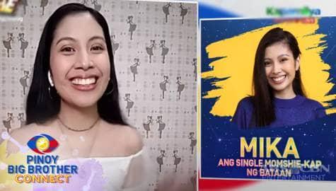 Housemate Reveal: Mikaela Pajares - Ang Single Momshie-Kap ng Bataan   Pinoy Big Brother Connect Image Thumbnail