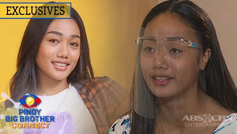 WATCH: Aizyl Tandugon's first exclusive interview as official housemate of PBB Connect Image Thumbnail