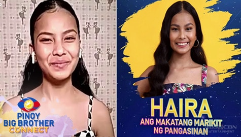 Housemate Reveal: Haira Palaguitto - Ang Makatang Marikit ng Pangasinan | Pinoy Big Brother Connect