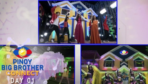 Day 1: Pinoy Big Brother Connect opens with a grand production number | PBB Connect