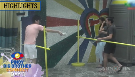 Day 3: Housemates, hinatiran ng almusal sina Andrea, Ella at Crismar | PBB Connect