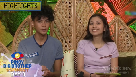 Day 3: Kuya, ibinigay na ang first weekly task ng mga housemates | PBB Connect