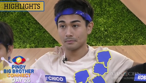 Day 26: Chico, napiling pinakamahina sa Team Haira | PBB Connect Image Thumbnail