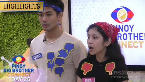 Day 26: Kuya, pinagpalit ng grupo sina Chico at Mika | PBB Connect Image Thumbnail