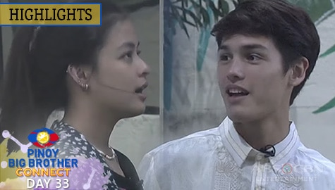 Day 33: Andrea at Kobie, sumabak sa road block challenge ni Kuya | PBB Connect Image Thumbnail