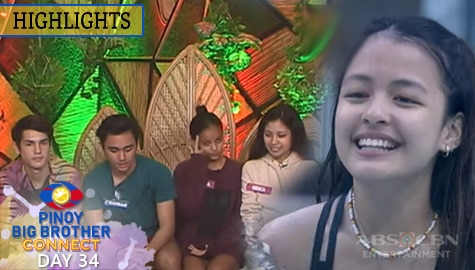 Day 34: Housemates, nagtulungan para sa birthday ni Andrea | PBB Connect Image Thumbnail