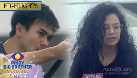 Day 37: Housemates, dumaan sa head of household challenge ni Kuya | PBB Connect Image Thumbnail
