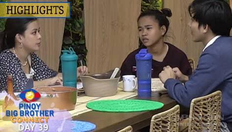 Day 39: Ralph at Andrea, mas inalam pa ang kwento ni Jie-Ann | PBB Connect Image Thumbnail