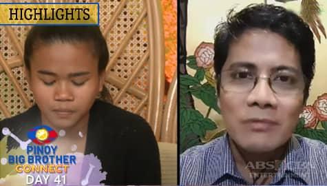 Day 41: Doc Randy, ipinaliwanag ang pinagdaanan ni Jie-Ann | PBB Connect Image Thumbnail