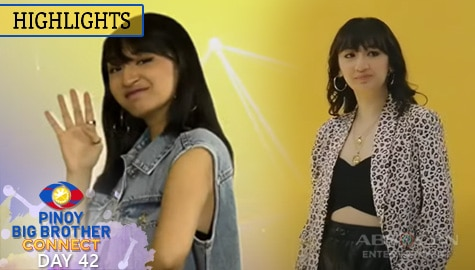 Day 42: Meet Gail Banawis | Sing-Ternational Survivor ng New York | PBB Connect Image Thumbnail