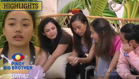 Day 42: Aizyl, Crismar, Ella at Alyssa, ikinuwento ang kanilang favorite moment sa bahay ni Kuya | PBB Connect Image Thumbnail
