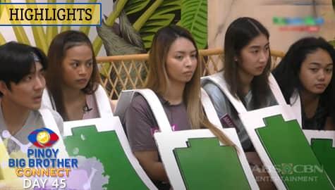 Day 45: Kuya, ipinaalam ang head of household challenge na haharapin ng mga housemates | PBB Connect Image Thumbnail