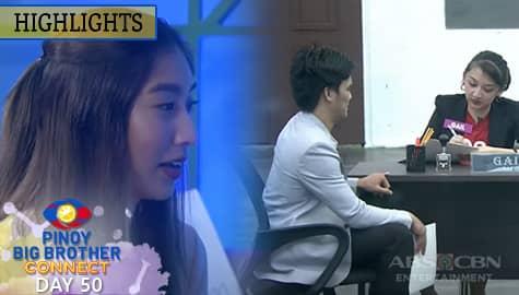 Day 50: Housemates, nagsimula na mag-apply sa kompanya nina Quincy, Jie-Ann at Gail | PBB Connect Image Thumbnail