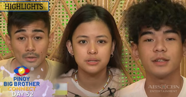 Day 52: Housemates, dumaan sa ika-apat na nominasyon | PBB Connect
