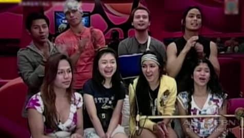 PBB Balikbahay: Double up housemates mula sa House B, hinandugan ni Kuya ng isang movie night! Image Thumbnail