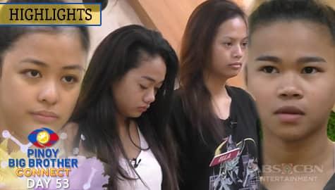 Day 53: Jie-Ann, Aizyl, Ella at Andrea, kabilang sa listahan ng mga nominado | PBB Connect Image Thumbnail