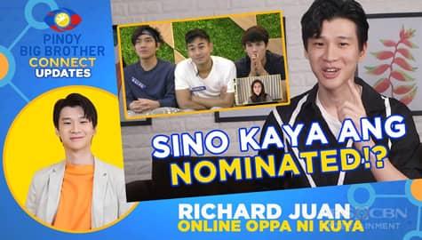Sino sa housemates ang malalagay sa alanganin? | PBB Connect Update w/ Richard Juan Image Thumbnail