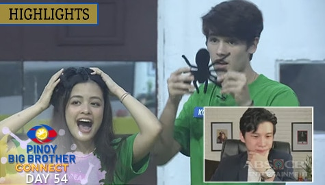 Day 54: Team Dreamer Connect, sumabak sa infomercial challenge ni Kuya | PBB Connect Image Thumbnail