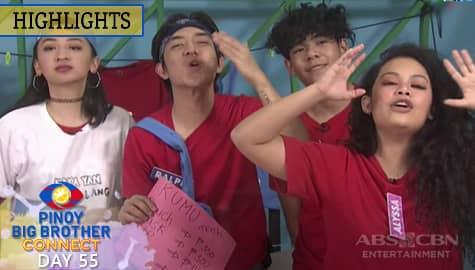 Day 55: Team Survibin, sumabak na sa kanilang live selling   PBB Connect Image Thumbnail