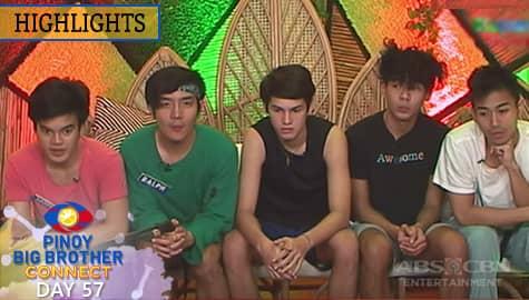 Day 57: Kuya, ipinakilala ang BGYO sa PBB Pop Boys   PBB Connect Image Thumbnail