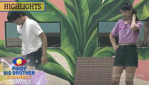 Day 63: Housemates, nabigo sa 9th weekly task ni Kuya | PBB Connect Image Thumbnail