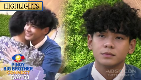 Day 63: Kyron evicted from Kuya's house | PBB Connect Image Thumbnail