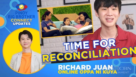 Ready na nga bang magkaroon ng reconciliation si Ella at Alyssa? | PBB Connect Update w/ Richard Juan Image Thumbnail