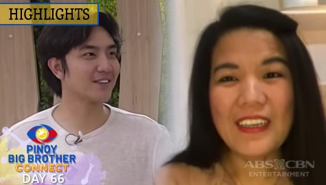 Day 66: Kuya, mas kinilala pa si Ralph kay Mommy Grace | PBB Connect Image Thumbnail
