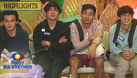 Day 67: Kuya, nakisali sa kulitan ng mga boy housemates | PBB Connect Image Thumbnail
