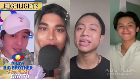 Day 70: Kilalanin ang Big 4 Houseguest ni Kuya | PBB Connect Image Thumbnail