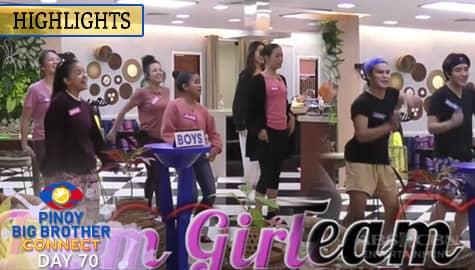 Day 70: Team Boys at Girls, nagharap sa hugot debate ni Kuya | PBB Connect Image Thumbnail