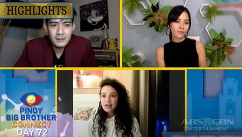 PBB Kumunect Primetime: Alyssa, nagbigay ng komento tungkol kay Chico | PBB Connect Image Thumbnail