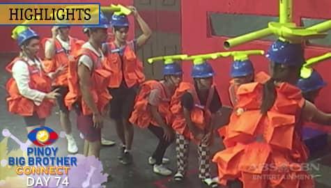 Day 74: Housemates, nagkagulo sa kanilang diskarte sa hamon ni Kuya | PBB Connect Image Thumbnail