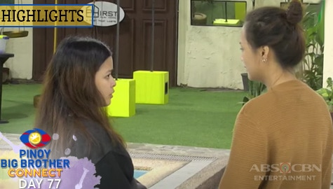Day 77: Andrea at Ella, gumawa ng bagong plano para galitin si Quincy | PBB Connect Image Thumbnail