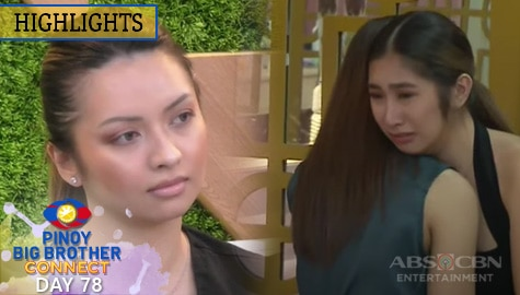 Day 78: Amanda, naging emosyonal sa paglabas ni Quincy | PBB Connect Image Thumbnail