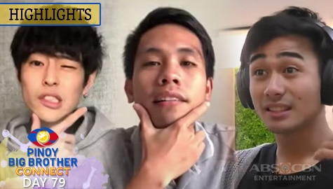 Day 79: Fumiya at Yamyam, tinulungan sa hamon ang mga housemates | PBB Connect Image Thumbnail