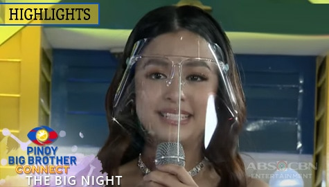 The Big Night: Andrea Abaya hailed as 2nd Big Placer