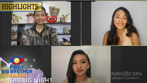 The Big Night: Ella, Aizyl at Gayle, inilaban ang kanilang Big Winner | PBB Connect Image Thumbnail