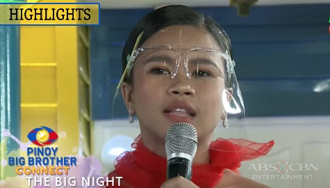 The Big Night: Jie-Ann Armero hailed as 4th Big Placer