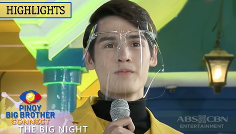 The Big Night: Kobie Brown hailed as 3rd Big Placer | PBB Connect Image Thumbnail