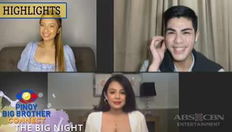 The Big Night: Quincy, Justin at Alyssa, inilaban ang kanilang Big Winner | PBB Connect Image Thumbnail