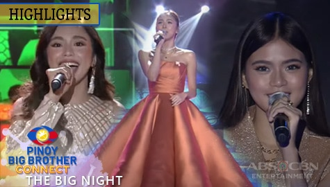 The Big Night: Toni, Kim, Ex-Housemates open the show with a grand production number | PBB Connect Image Thumbnail