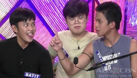 PBB Otso Teens Day 28: Batit, Jem at Emjay nakaisip ng bagong pangalan ng grupo Image Thumbnail