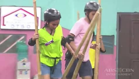 PBB Otso Teens Day 36: Teen Housemates, nagtagisan ng galing sa Race to 8 challenge Image Thumbnail