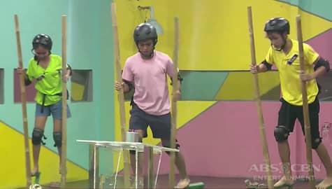 PBB Otso Teens Day 36: Teen Housemates, sumabak sa Race to 8 challenge ni Melai Image Thumbnail