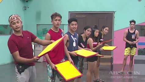 PBB Otso Teens Day 49: Teen Housemates, nagtulungan para mabawi ang kanilang golden medallion Image Thumbnail