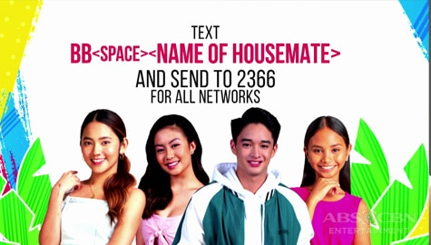 PBB Otso Teens Day 50: Vote for your Batch 3 Teen Big 4 Now! Image Thumbnail