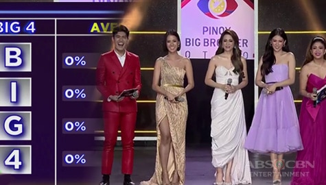 PBB Otso Big Night: Meet your Ultim8 Big 4 Housemates Image Thumbnail